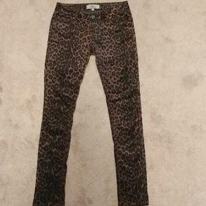 Leopard print jeans - Iris Modern Vintage Jeans